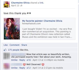 CharmaineOliviaFacebookhoneythatsok