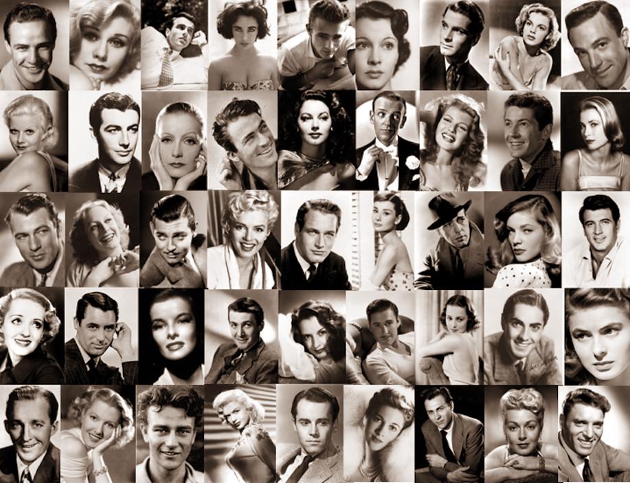 Se perderá para siempre con los años el legado del cine clásico? Oldhollywoodcollage