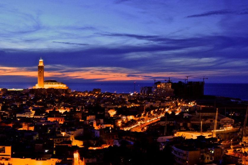 Casablanca-by-night