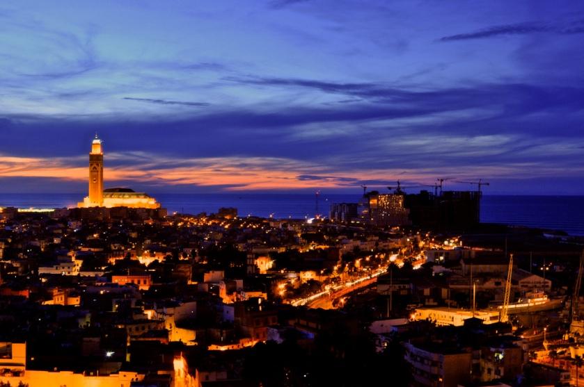 Casablanca-by-night