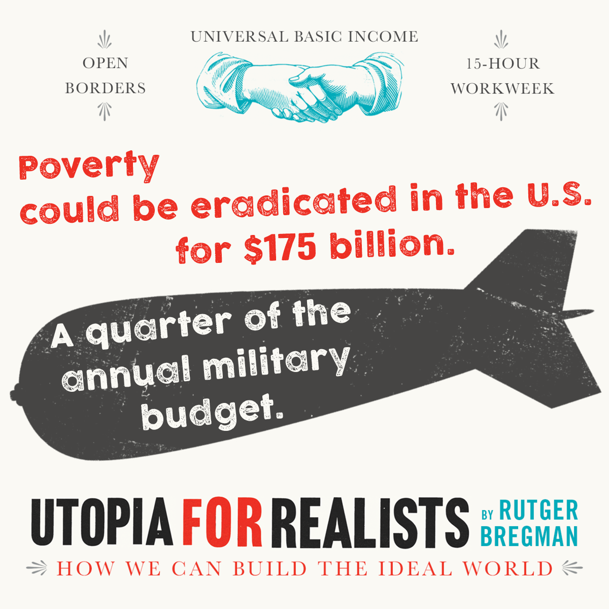 UtopiaforRealistsPovertyEradicated